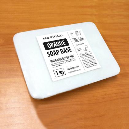 Opaque Soap Base ( SLS FREE ) 1kg